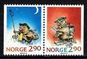 Norway #935-6 MNH CV $3.00 (Z9747)