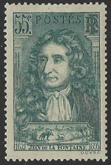 France #351 Mint Hinged