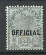 Jamaica  SG O5  - Mint Hinged   Opt OFFICIAL   -  see scan and details