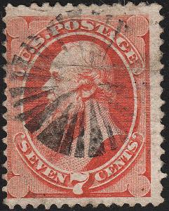 U.S. 138 Used F+VF (22818)