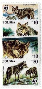 Poland SC#2678-2681 Mint F-VF...Key Value!