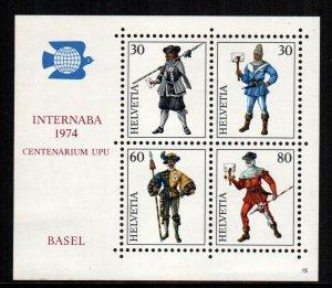 Switzerland   585  MNH  $ 5.50 aaa