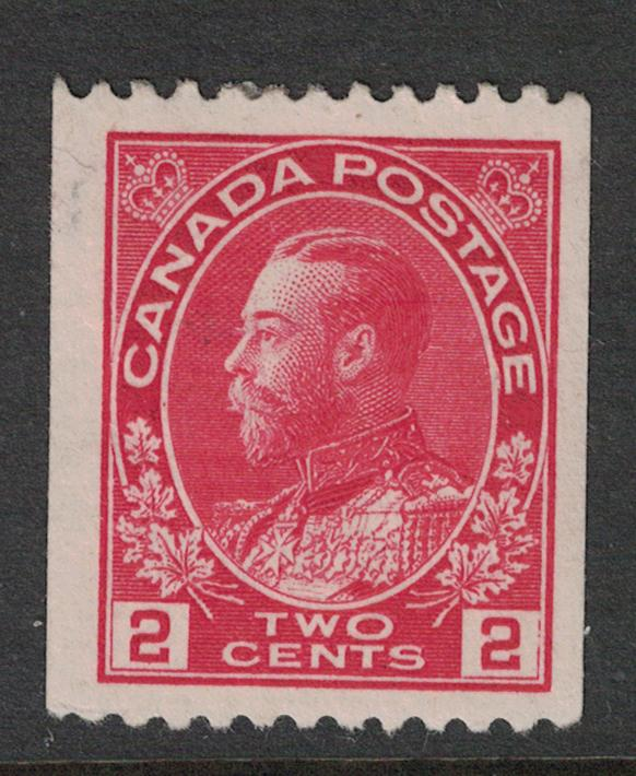 Canada #  132  Mint  VF  LH  Cat $ 60