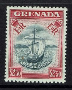 Grenada SG# 204, Mint Hinged, small Hinge Remnant -  Lot 121116