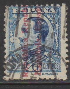 Spain Sc#485 Used