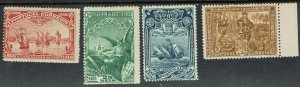 PORTUGAL 1898 DA GAMA RANGE TO 150R