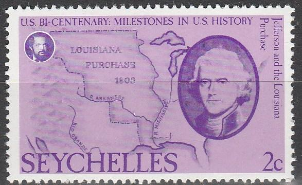 Seychelles #371 MNH   (S1300)