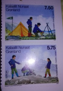 Greenland Huge Discounts up to 70% off #493-4 mint,594, 511 was 11.00