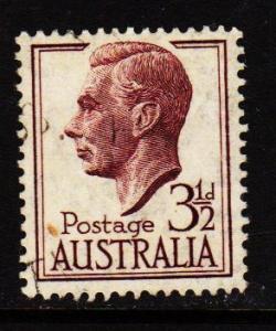 Australia - #236 George VI - Used