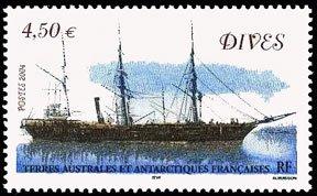 Scott #339 Ship MNH