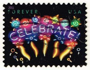 US #4502 Celebrate!; Used (0.25)