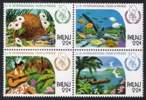 Palau 112a MNH VF