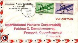 Upper Volta, Virginia, Transport Issue, Foreign Destinations