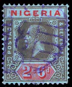 Nigeria Scott 30 Used.