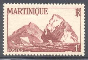 Martinique ~ #221 ~ Cliffs ~ MH
