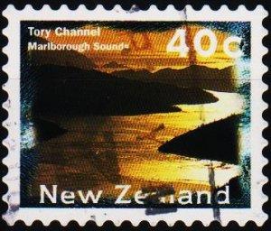 New Zealand. 1996 40c S.G.1986 Fine Used
