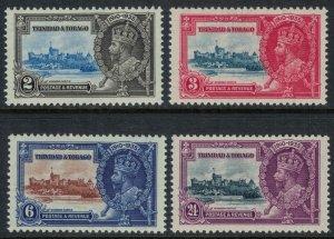 Trinidad & Tobago #43-6* NH  CV $22.00