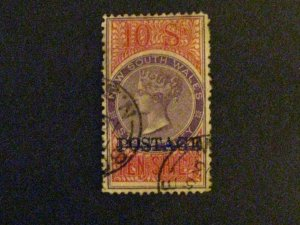 Australia/New South Wales #76d used perf.12x11 a203.9970