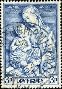 IRLANDE / IRELAND / EIRE - 1957 CAISLEÁN MATHGHAMHNACH (Castleblayney) /SG158