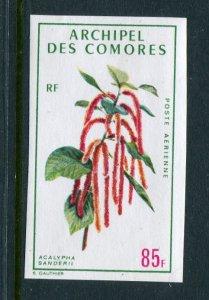 Comoro Islands #C38 Imperf MNH