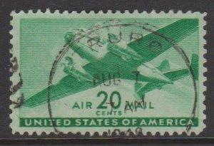 USA Sc#C29 Used