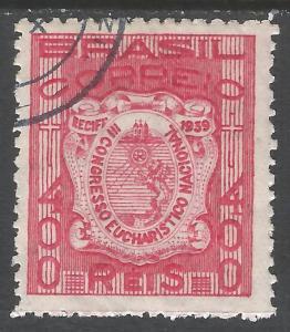 BRAZIL 478 VFU R175-5