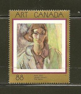 Canada 1516 Canadian Art Vera 1931 MNH
