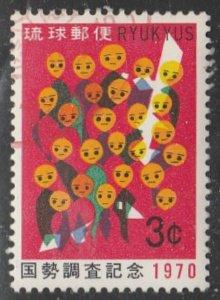 Ryukyu Islands #204 Used Single Stamp