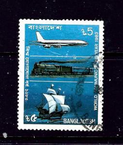 Bangladesh 230 Used 1983 World Communications Year
