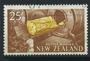 New Zealand SG 858  Fine Used