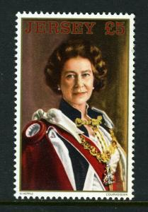 Jersey #268 5L Queen - NICE (Mint NEVER HINGED) cv$15.00