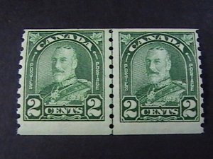 CANADA # 180--MINT/HINGED---LINE PAIR----1930