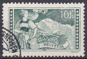 Switzerland 185 used (1930)