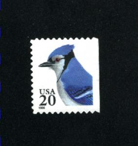 USA #2483  4 used  1991-95 PD .08