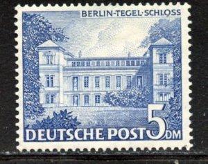 Berlin # 9N60, Mint Hinge. CV $ 32.50