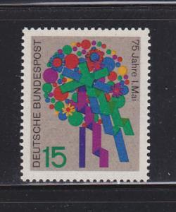Germany 926 Set MNH Flowers