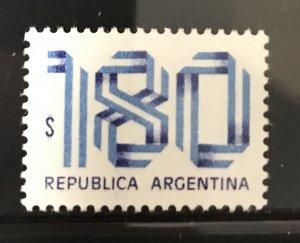 Argentina 1978-82 #1205, MNH