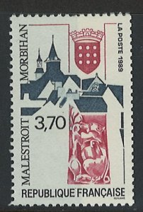 France Scott 1684-1687 MNH! Complete Set!