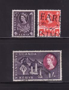 Kenya, Uganda, Tanzania 122, 125, 129 U Queen Elizabeth II