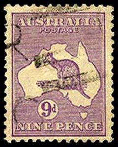 AUSTRALIA 122  Used (ID # 37119)