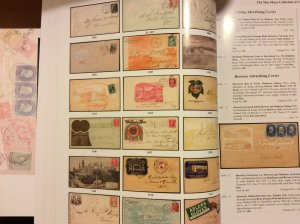 US 2018 Advertising Covers M.Mayo & Ernst Sielaff Collections,SESCAL,Brand New!