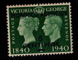Great Britain Morocco Agencies Scott 89  MNH** 1940 stamp