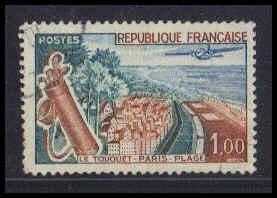 France Used Very Fine ZA5068