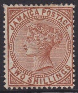 Jamaica Sc#54 MVLH