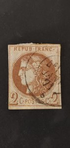 France #39 Used