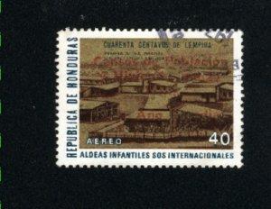 Honduras #523  used VF 1972 PD