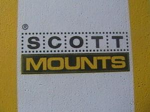 PRINZ/SCOTT MOUNTS--215MM LONG x 39MM HIGH---15 STRIPS---BLACK BACKROUND