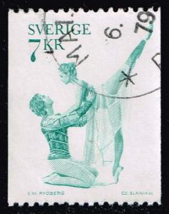 Sweden #1141 Romeo and Juliet Ballet; Used at Wholesale