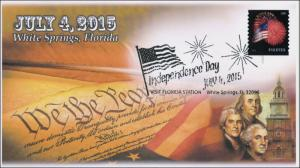 2015, Independence Day, July 4th, White Springs FL, 15-310