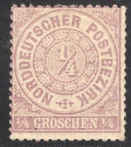 NORTH GERMAN CONFEDERATION SCOTT 13